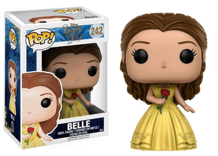 Funko POP! Vinyl Disney - Beauty & The Beast - Figure Belle (Live Action) (242)