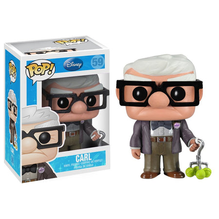 Funko POP! Disney - Disney Series 5 - Up - Vinyl Figure Carl (59)