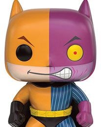 Funko POP! Heroes - DC Super Heroes - Vinyl Figure Two-Face (Impopster) (123)