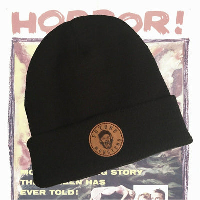 Future Monsters Beanie Black
