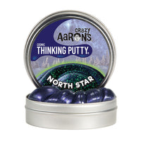 Crazy Aaron's Thinking Putty - North Star