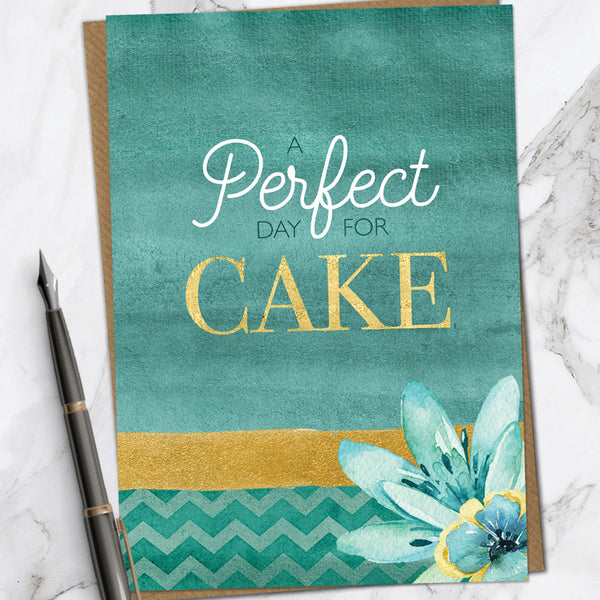 Perfect Day Cake (Pack Of 6)