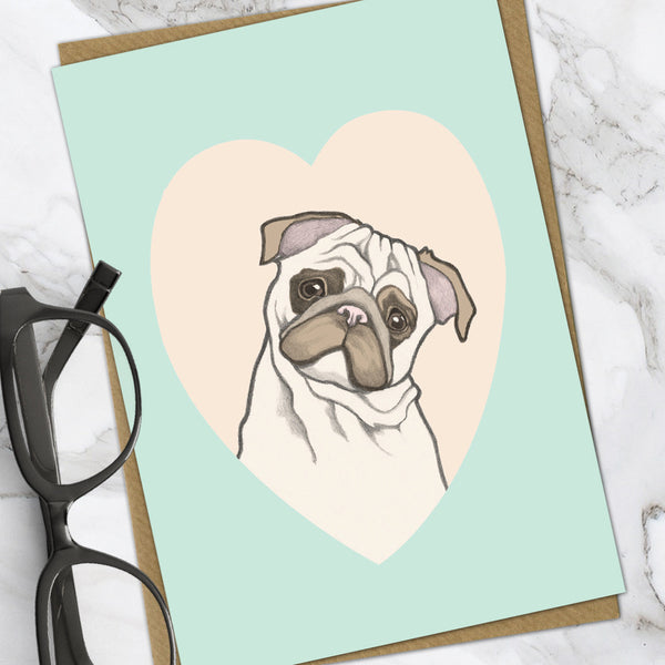 Pug (Pack Of 6)
