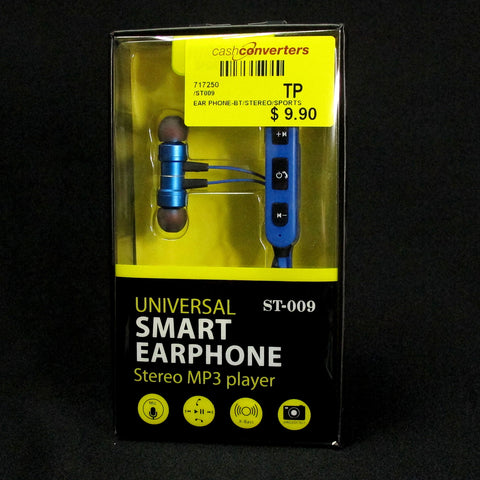 Bluetooth Stereo Sports Earphone  (Toa Payoh)
