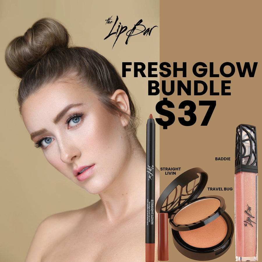 Travel Bug Fresh Glow Bundle - FAST FACE