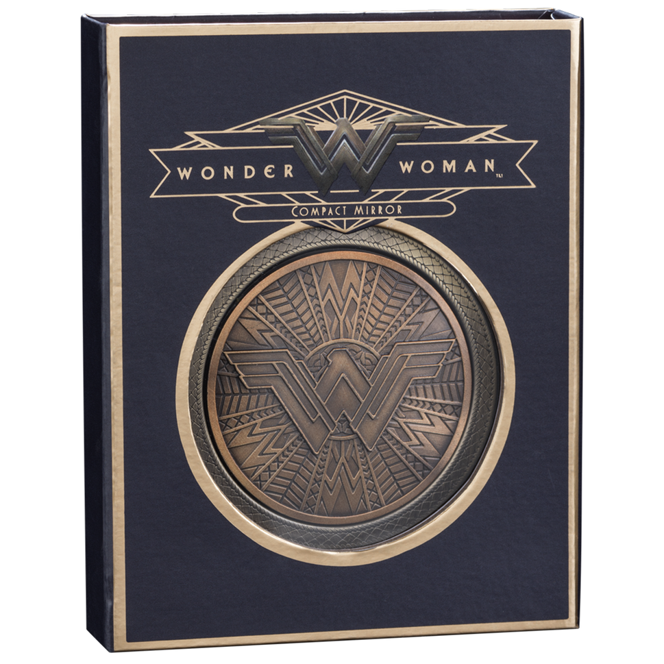 Luxie Wonder Woman Compact - luxiebeauty