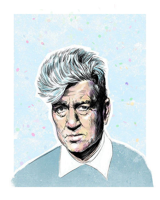 David Lynch and the College Drop Out