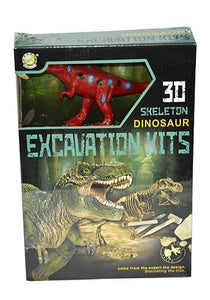 830740 Dinosaur Excavation Kit
