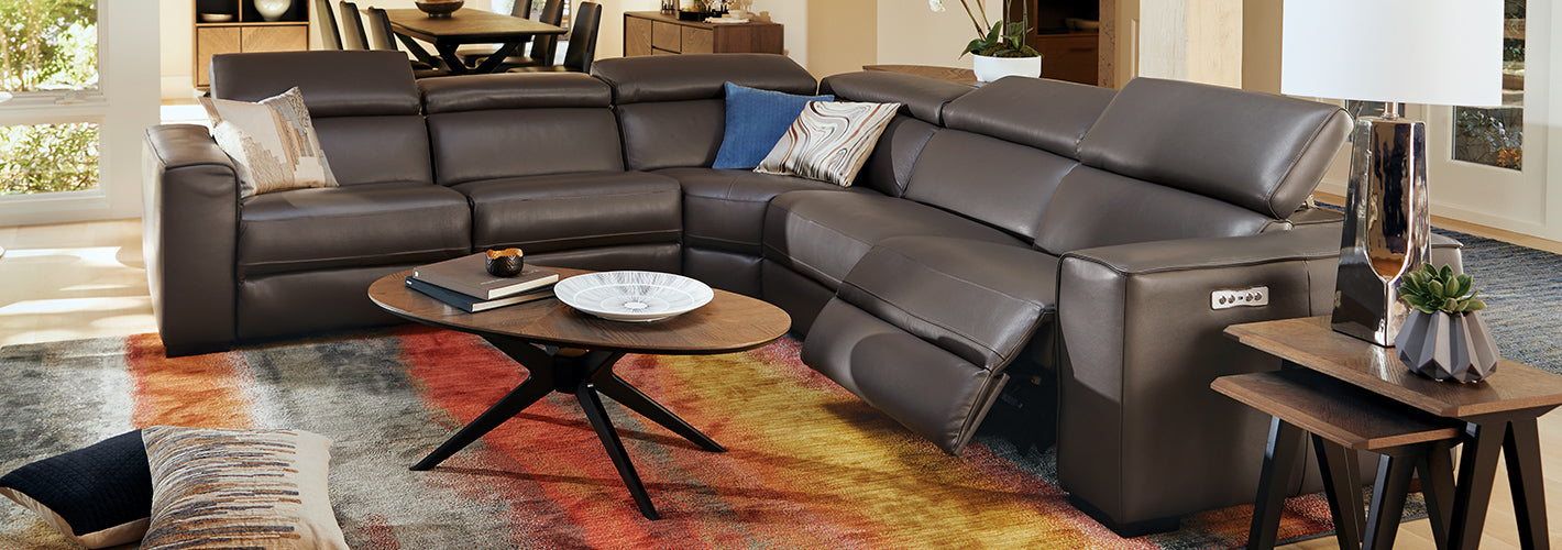 Power Reclining Sofas & Sectionals