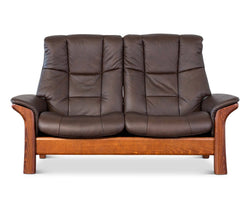 Stressless® Buckingham High Back Loveseat