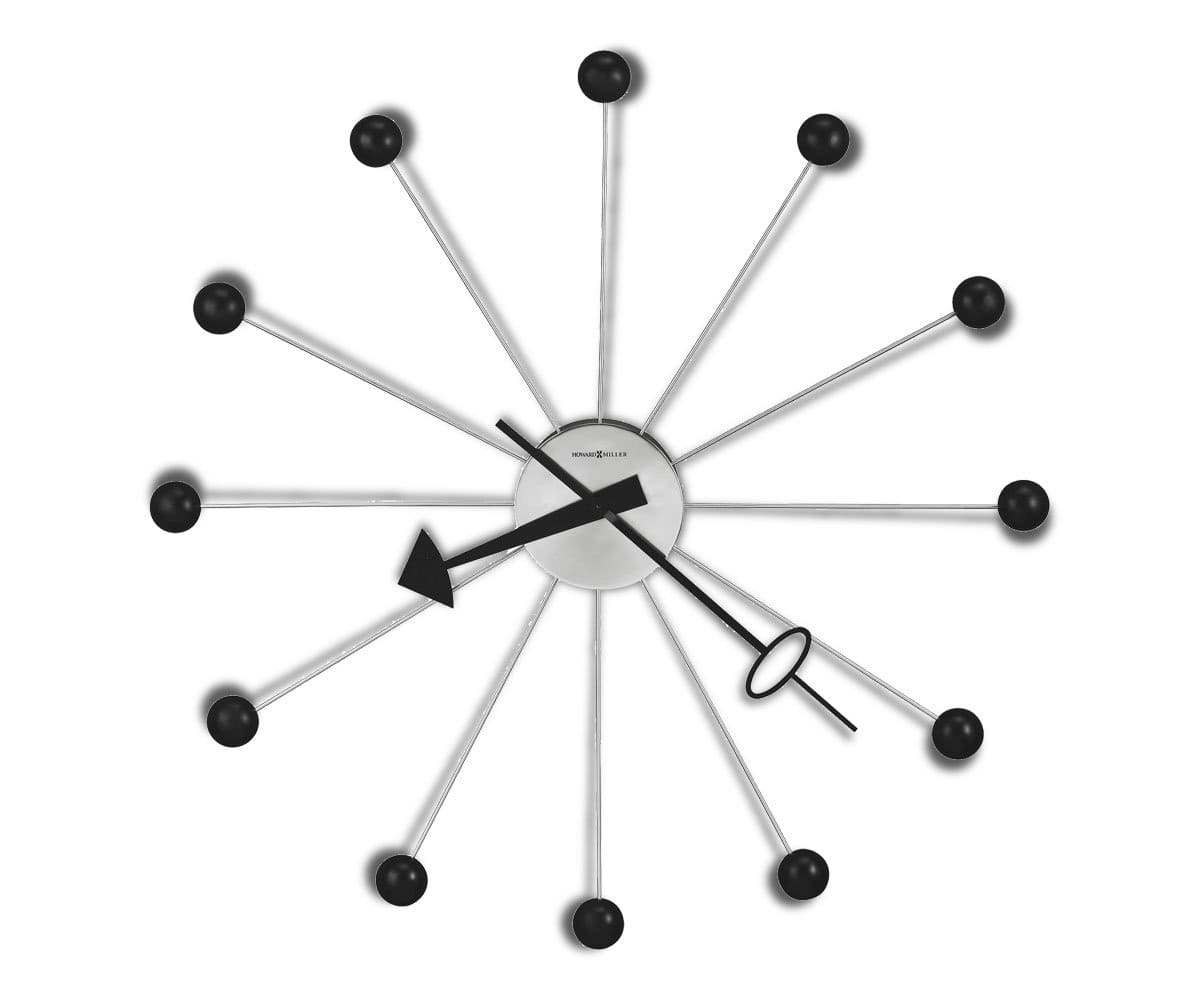 Ball Clock II Wall Clock
