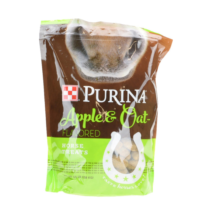 Purina Apple Treat+Oats 3.5#