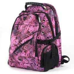 defense divas bulletproof backpack guard dog proshield II prym high country pink out exterior pockets
