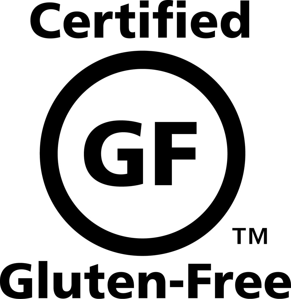Uncle Dan's now certified gluten-free!