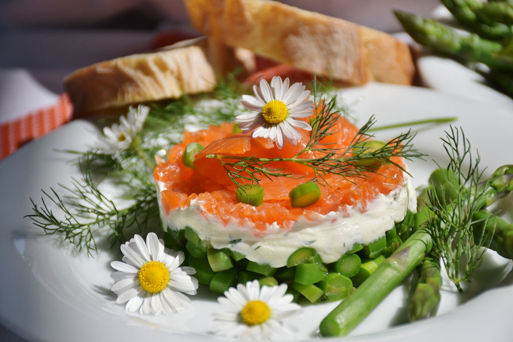 Dill Salmon Dip Recipe