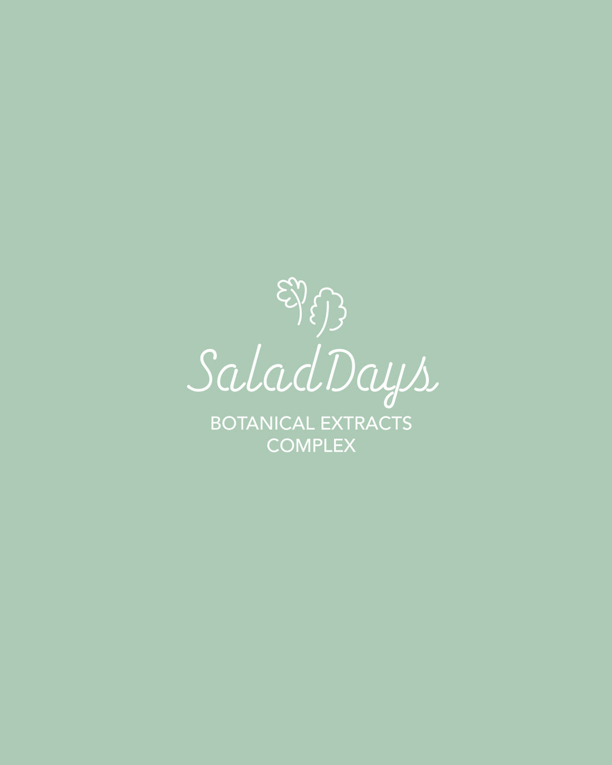 Salad Days No Rinse Cleansing Water