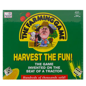 The Farming Game board game.