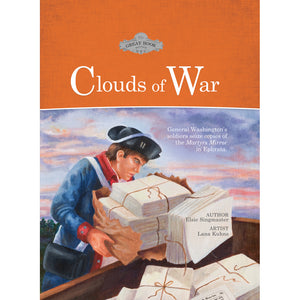 Clouds of War book