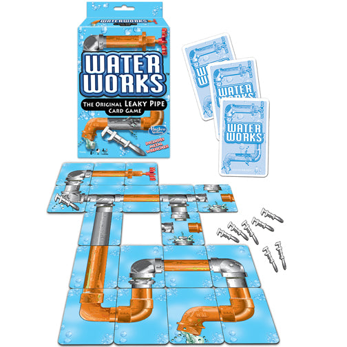 Hasbro Winning Moves Games Classic Water Works Game 1196