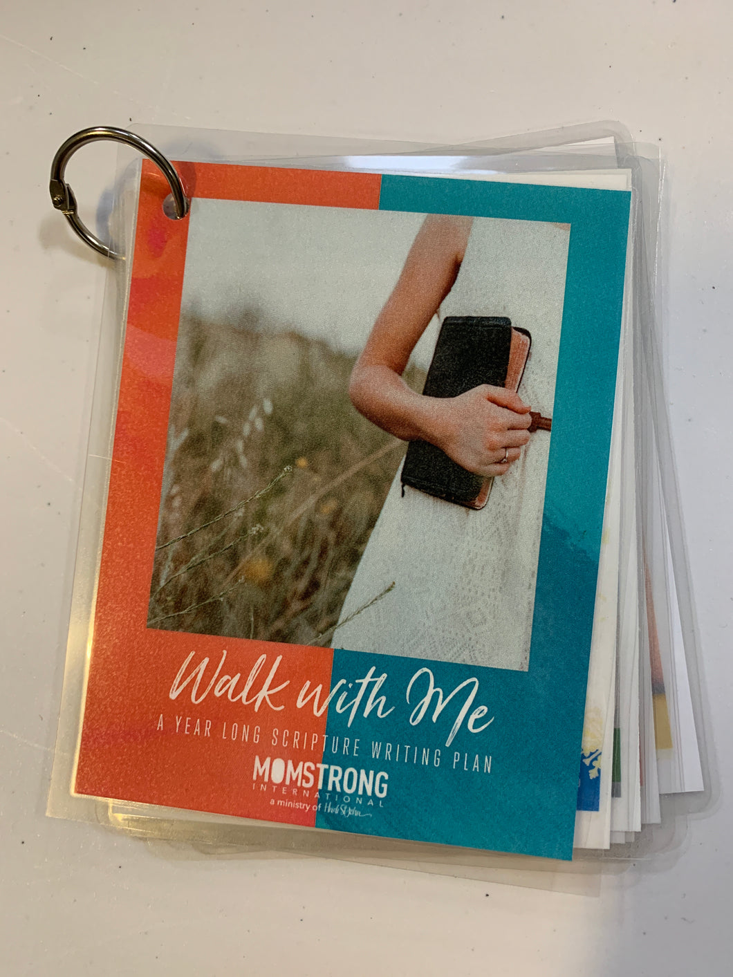 Scripture Writing Challenge Booklet