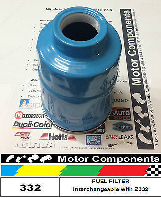 DIESEL FUEL FILTER GUD 332 Z322 for NISSAN NAVARA PATROL CIVILIAN CABSTAR