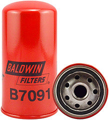 LUBE FILTER TO SUIT FORD, - B7091