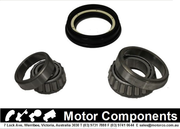 WHEEL BEARING KIT FRONT for NISSAN NAVARA 2WD D21 CABSTAR URVAN
