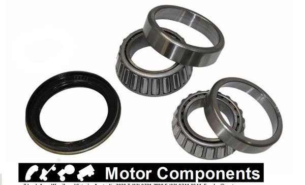 WHEEL BEARING KIT FRONT for NISSAN PATROL Y60 GQ Y61 GU