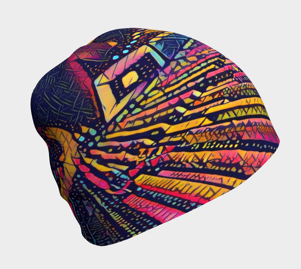 Electric Faders Beanie