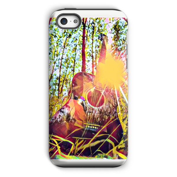 Guitar Forest Phone Case
