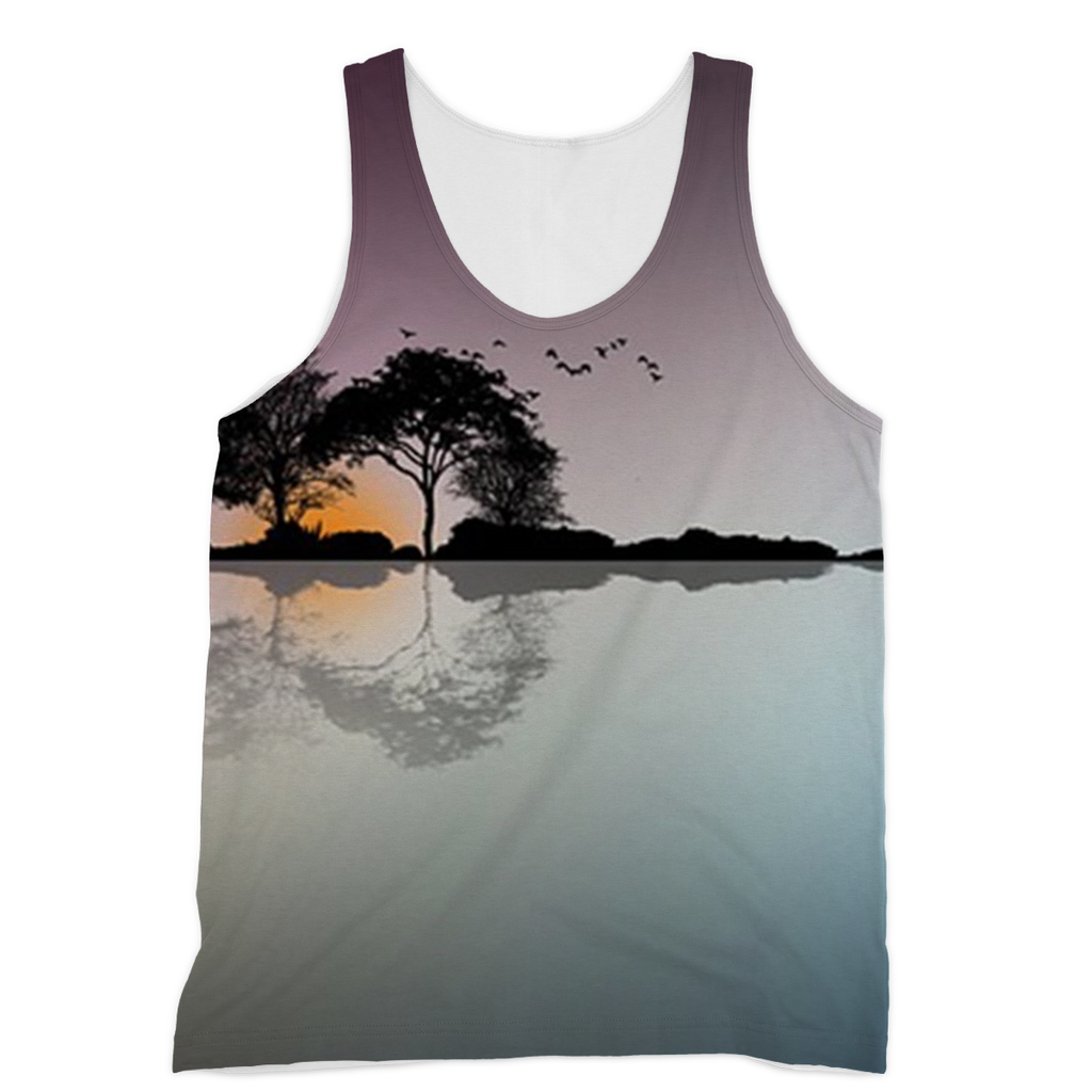 Horizon Dusk Tank Top