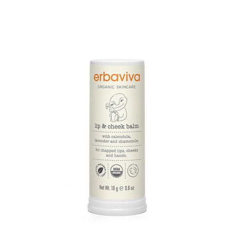 Erbaviva Lip and Cheek Balm