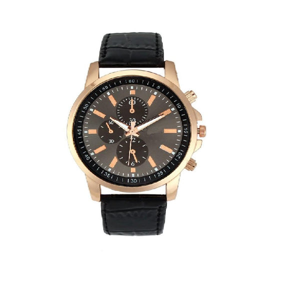 New Casual Geneva Fashion Leather Watch