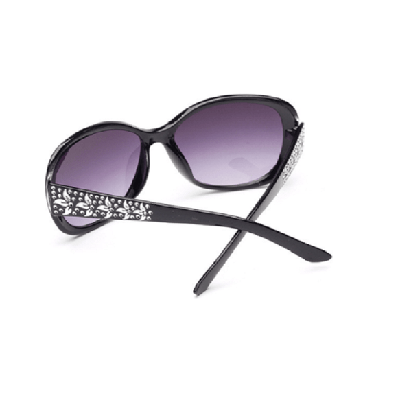 New Innovative Design Womens Oval Shaped Sunglasses