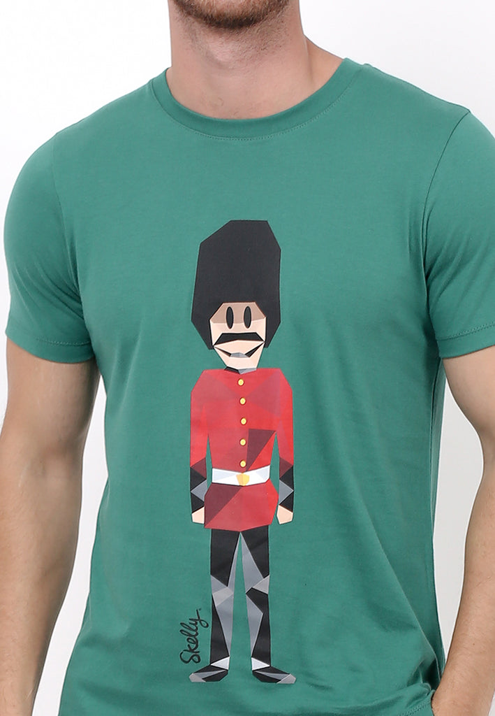 Royal Guard MMIX Ever Green Graphic T-shirt