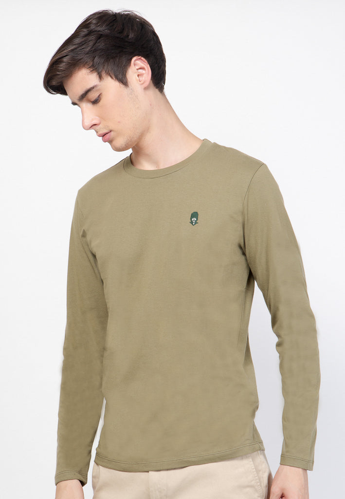 Guardian LS Crew Military Olive