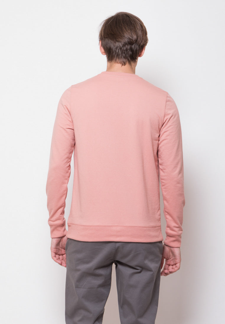 Royal Guard MMIX Pullovers in Pink Shell - Skelly Indonesia - The Original Graphic Tees, Comfortable Basic - www.skellyshop.co.uk