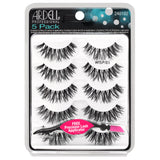 Ardell 5 Pack Wispies Black False Eyelashes
