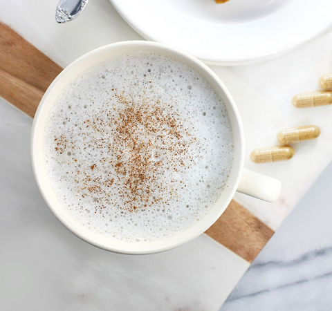 Bowl - Honey Chamomile Tea Latte