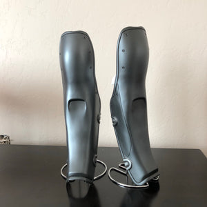 Shin Guards - Red Hood Arkham Knight