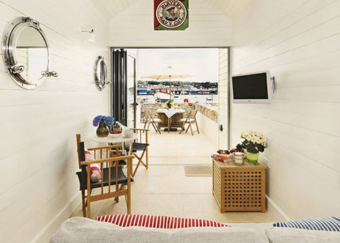 Sheldon Beach Huts - Devon