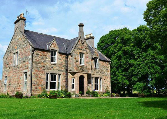 Cardhu House, luxury rural retreat in Speyside.