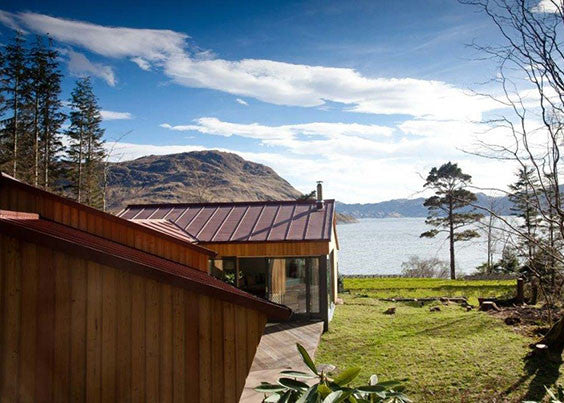 luxury self catering near Ben Nevis