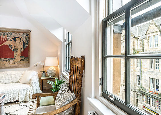 Castle View Apartment - Edinburgh