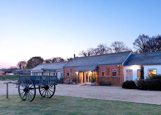 cliff barns rancho style self catering