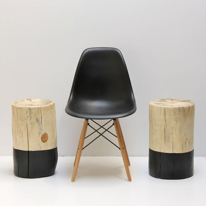 RESCUE R101 - WOODSWAN - Tree Stump Furniture & Coffee Tables