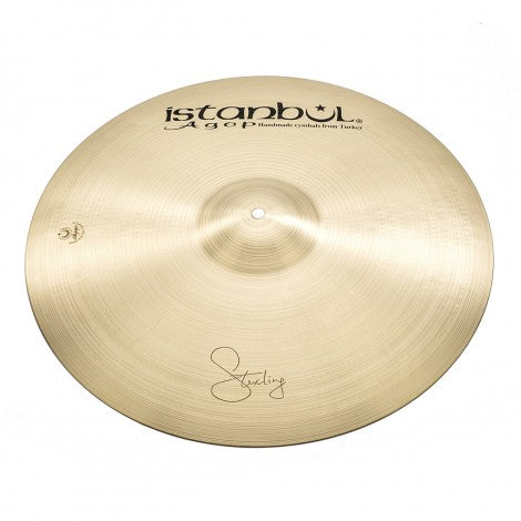 Istanbul Agop Aaron Sterling Signature Crash Ride Cymbal