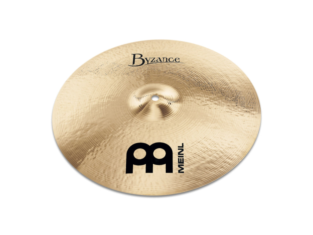 "Meinl 17"" Byzance Brilliant Thin Crash Cymbal"
