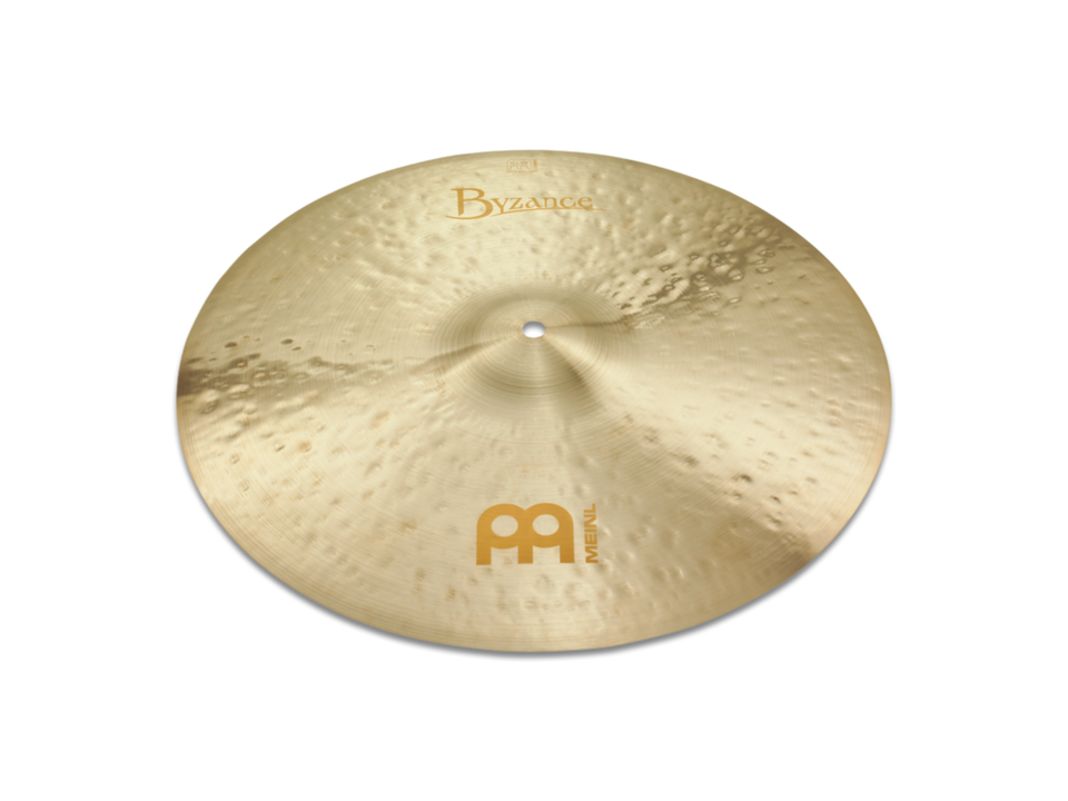 "Meinl 17"" Byzance Jazz Thin Crash Cymbal"