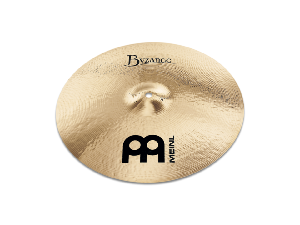 "Meinl 16"" Byzance Brilliant Thin Crash Cymbal"